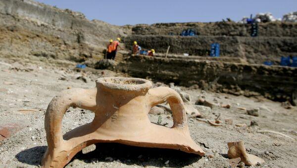 Scavi archeologici in Turchia - Sputnik Italia