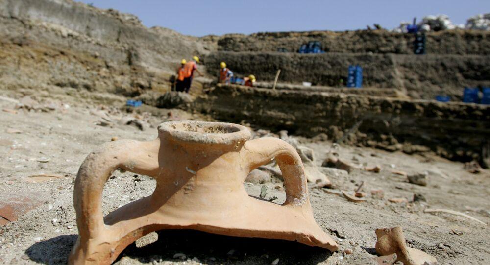 Scavi archeologici in Turchia