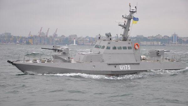 Ukrainian Navy U175 Gurza-M - Sputnik Italia
