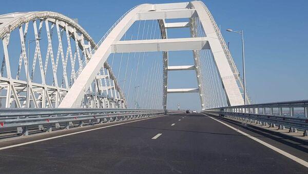 Ponte di Kerch - Sputnik Italia