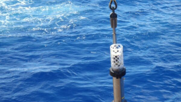 The hydrophone lowered into the Mariana Trench - Sputnik Italia