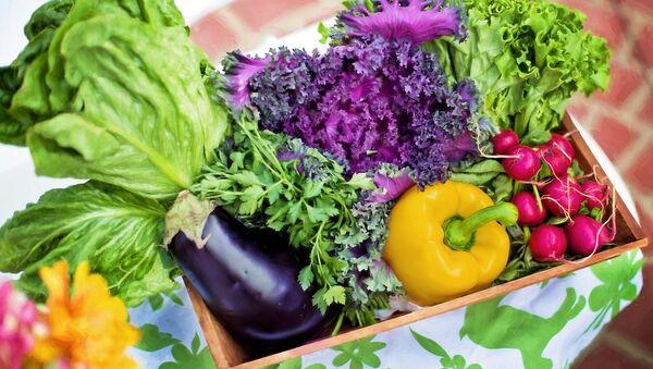 Verdure e ortaggi - Sputnik Italia