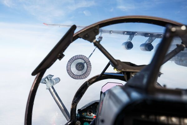 Un giorno nell'aviazione russa - Sputnik Italia