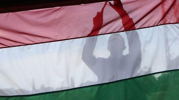 La bandiera dell'Ungheria - Sputnik Italia