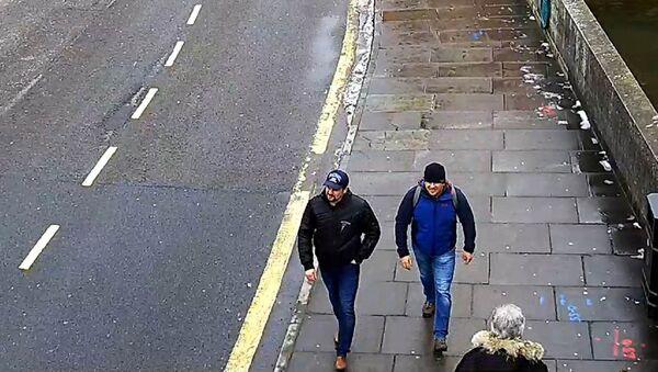 Alexander Petrov and Ruslan Boshirov, accusati di coinvolgimento nel caso Skripal da Londra. - Sputnik Italia