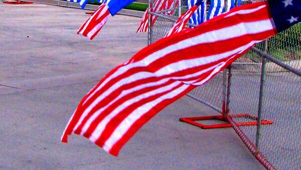 Greek and American flags - Sputnik Italia