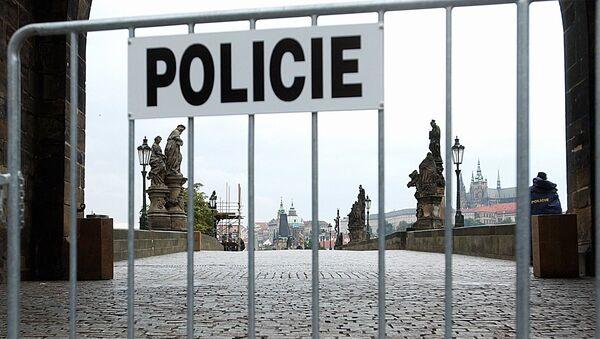 Polizia a Praga - Sputnik Italia