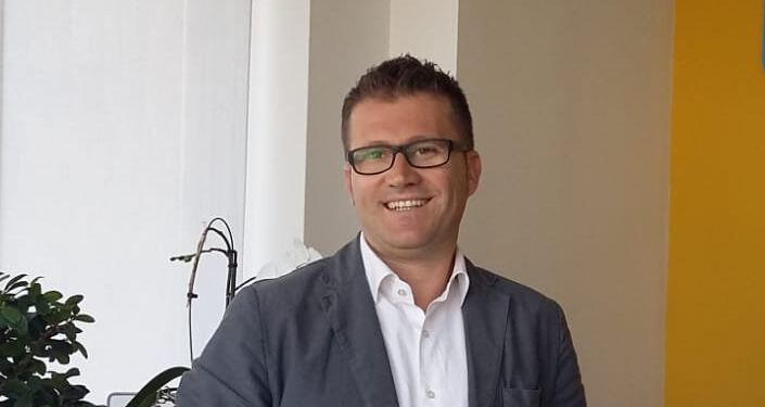 Carlo Quipotti, il titolare dell'agenzia Nuova vita