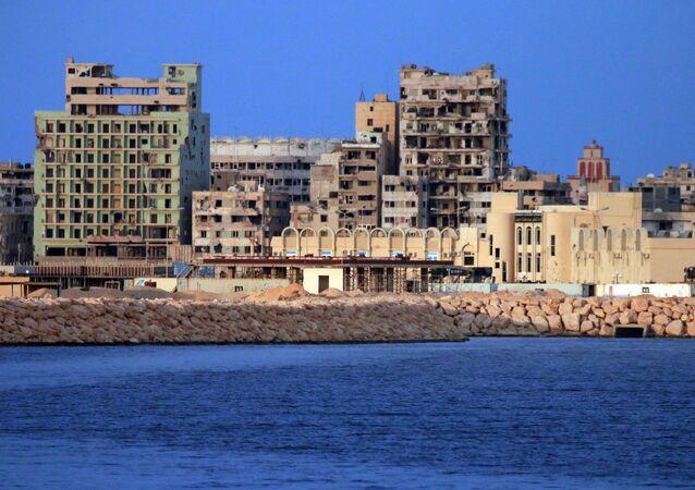 Benghazi, Libia