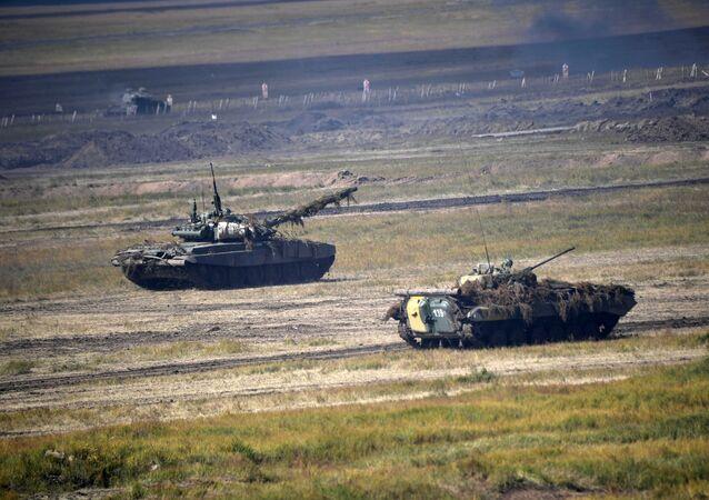 Esercitazioni militari russe Vostok-2018