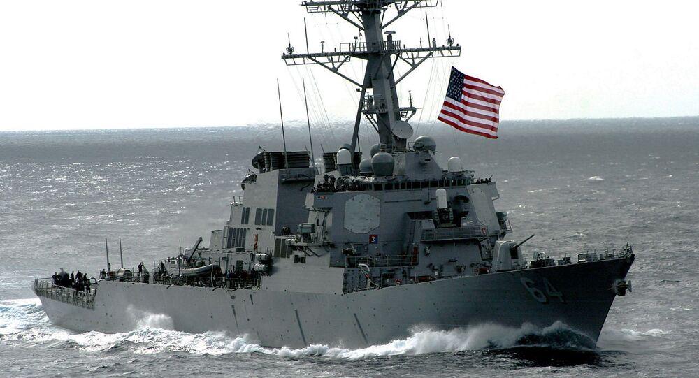 Cacciatorpediniere USS Carney (DDG 64)