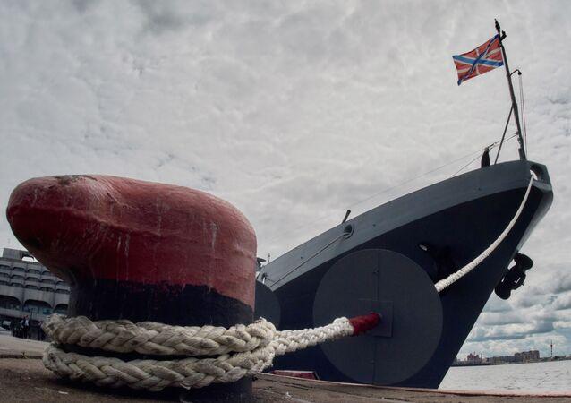 Fregata Ammiraglio Makarov del progetto № 11356