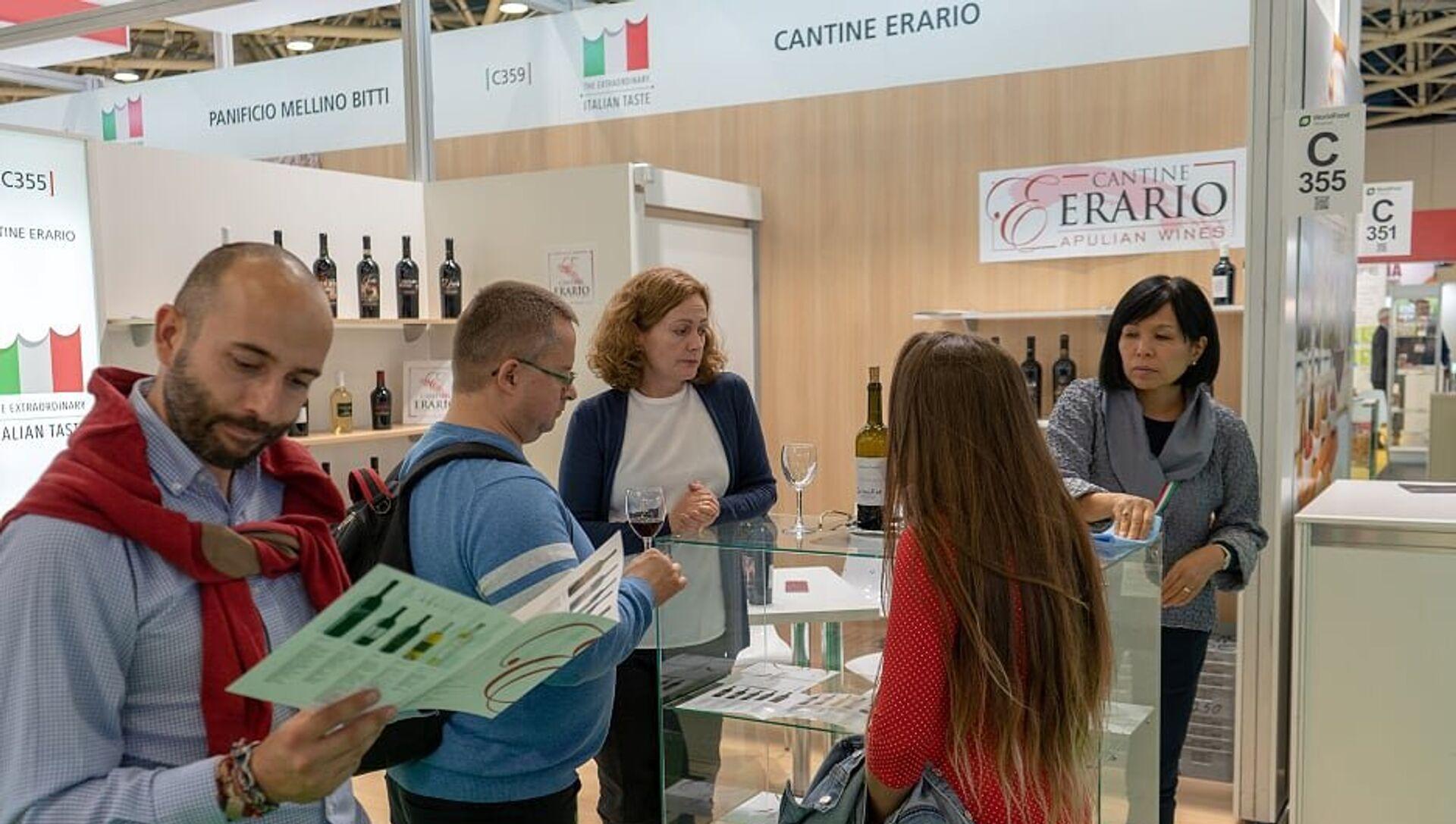 Made in Italy a rischio, l'appello di Cia a Ue per non eliminare fondi Ue per vino, carne e salumi - Sputnik Italia, 1920, 16.03.2021