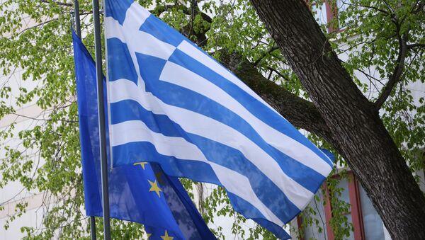 La bandiera greca - Sputnik Italia