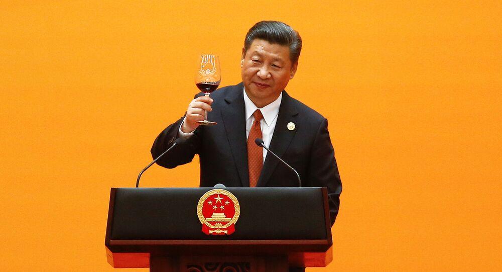 Il presidente cinese  Xi Jinping (foto d'archivio)