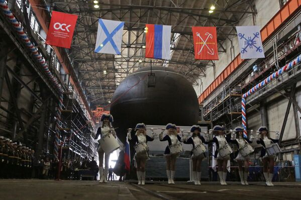Il varo dell' Invisibile - Sputnik Italia