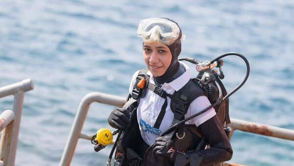 Mariam Hamed Fardous - Sputnik Italia