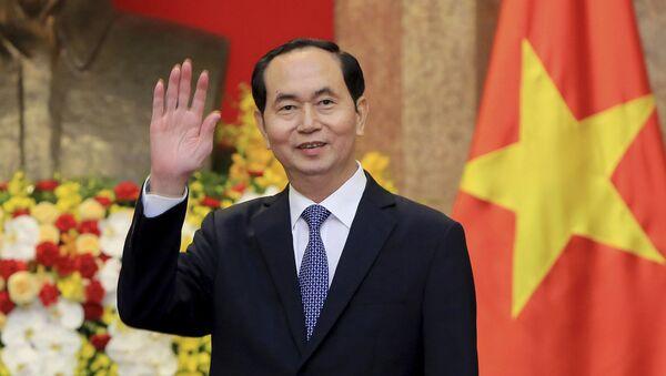 Morto il presidente del Vietnam Tran Dai Quang. - Sputnik Italia