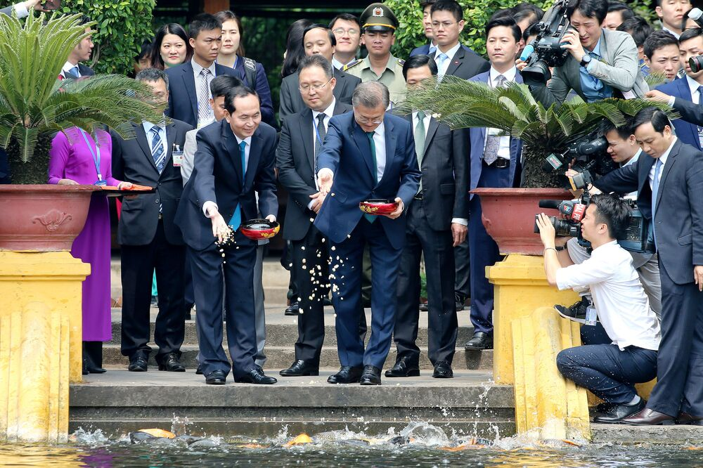 Morto il presidente del Vietnam Tran Dai Quang.