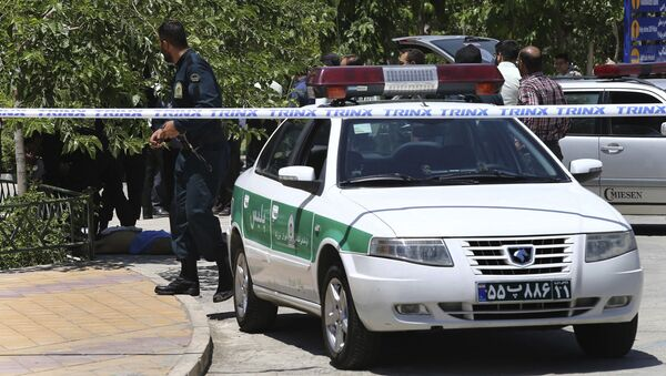 Un attacco terroristico nella città di Ahvaz, Iran - Sputnik Italia