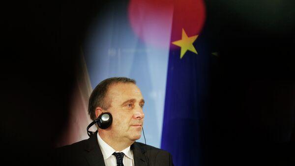 Poland's Foreign Minister Grzegorz Schetyna - Sputnik Italia