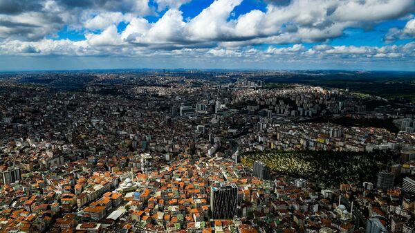 Вид на Стамбул, Турция - Sputnik Italia