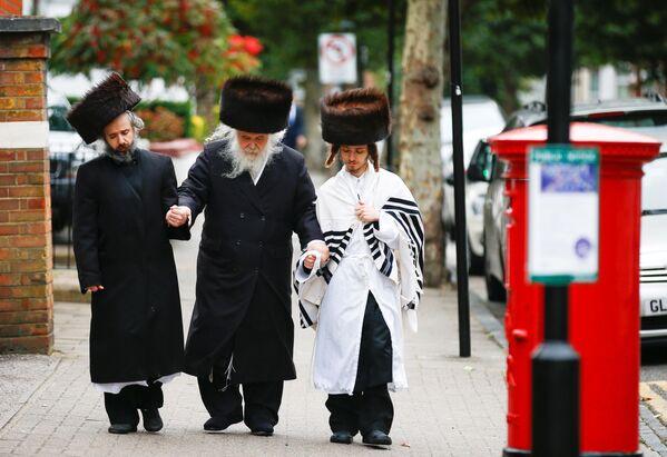 Gli ebrei a Londra. - Sputnik Italia