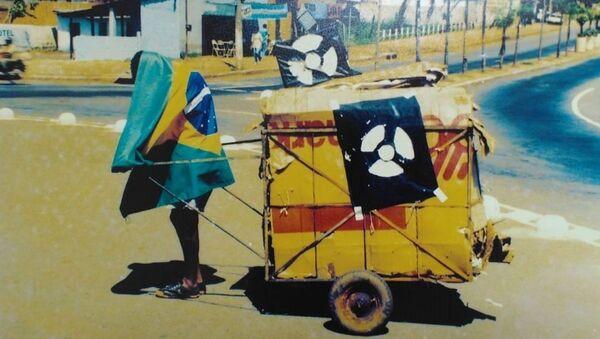 L'inquinamento radioattivo in Brasile - Sputnik Italia