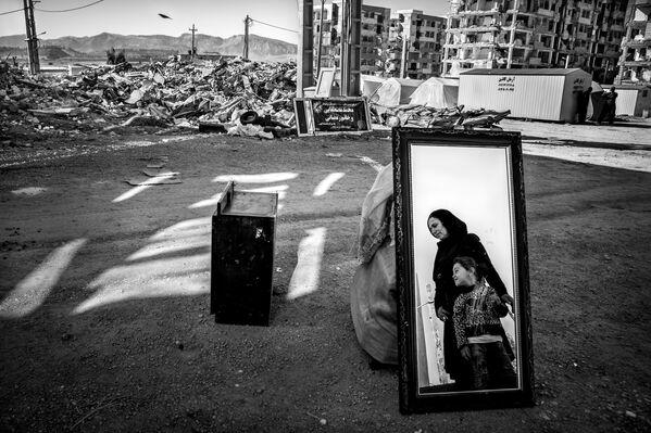 Foto 'And life rises' del fotografo iraniano Younes Khani Someeh Soflaei, vincitore della nomination Built Environment Prize al Environmental Photographer of the Year 2018 - Sputnik Italia