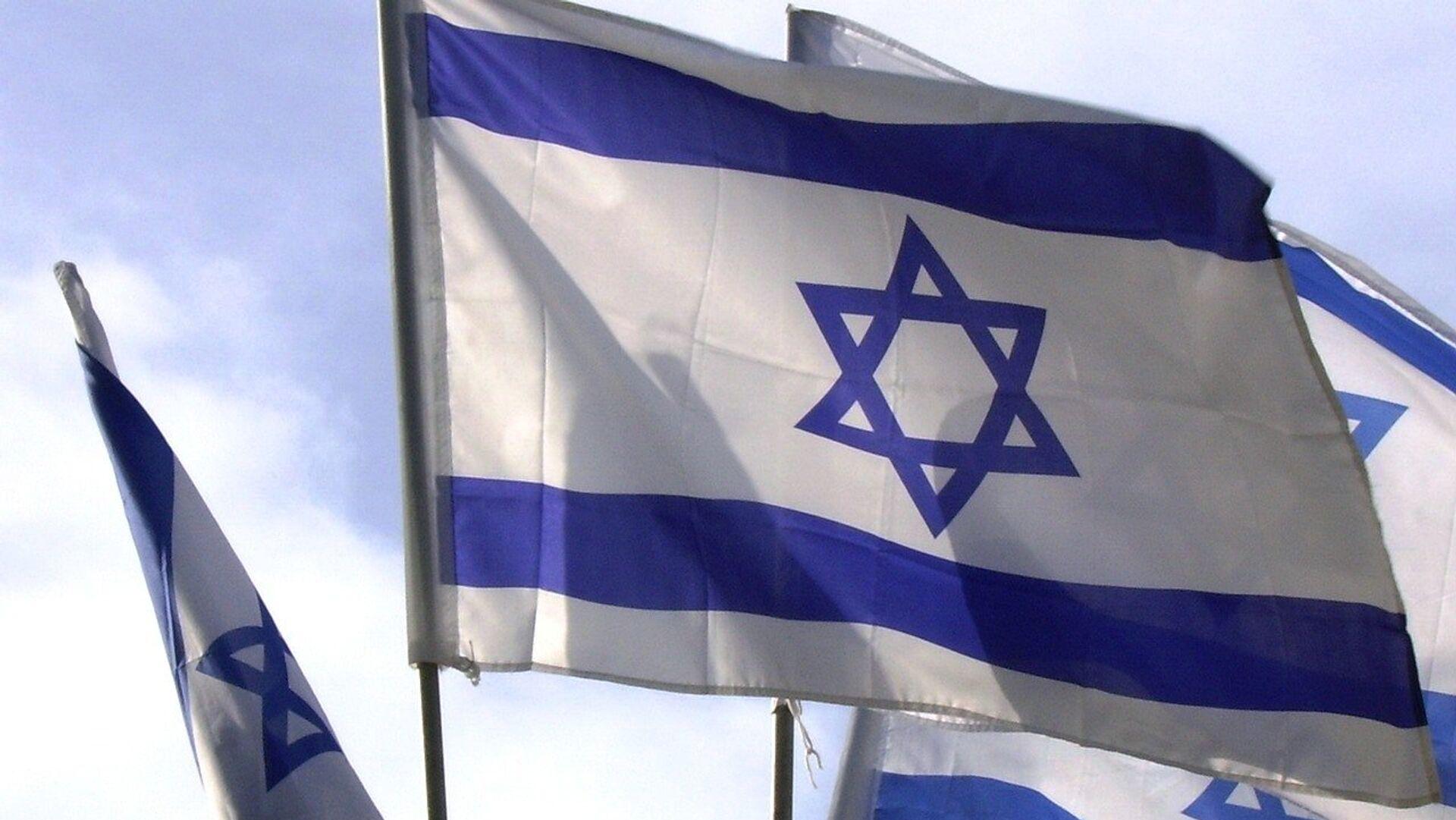 Bandiera Israele - Sputnik Italia, 1920, 11.04.2021