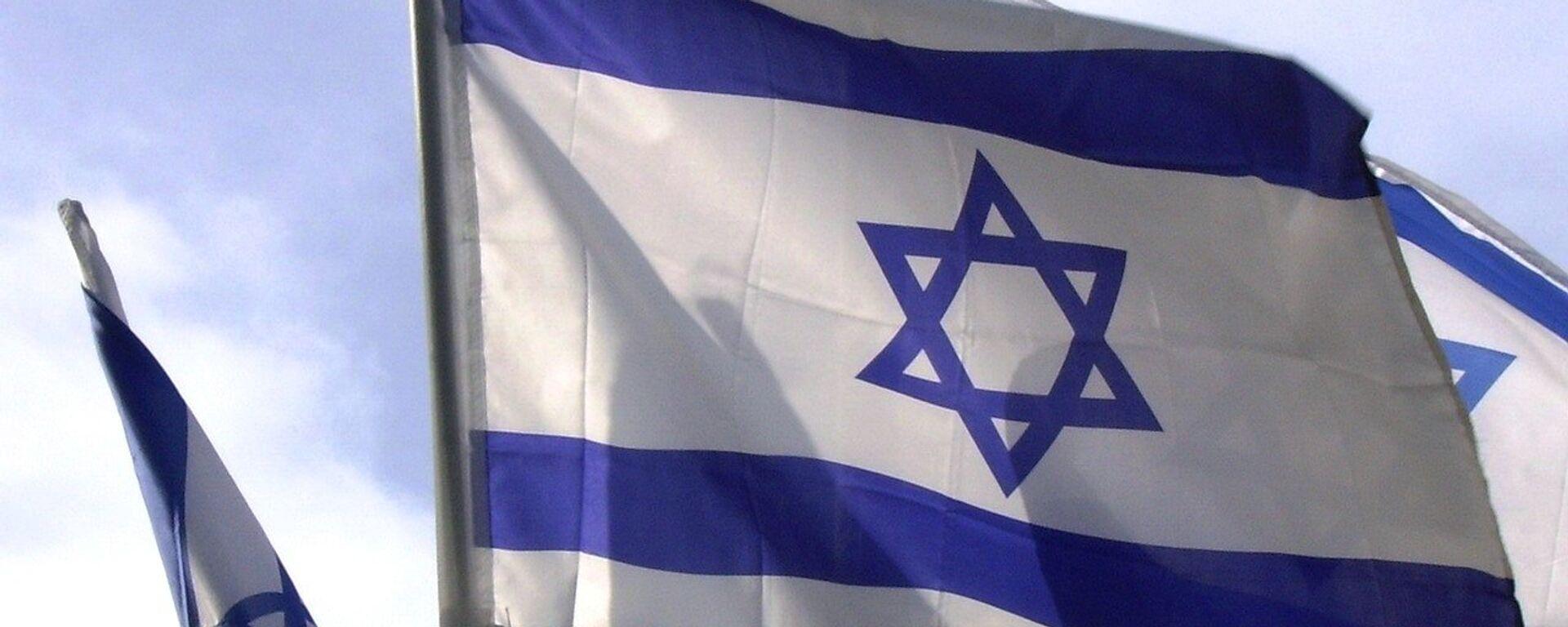 Bandiera Israele - Sputnik Italia, 1920, 07.03.2019