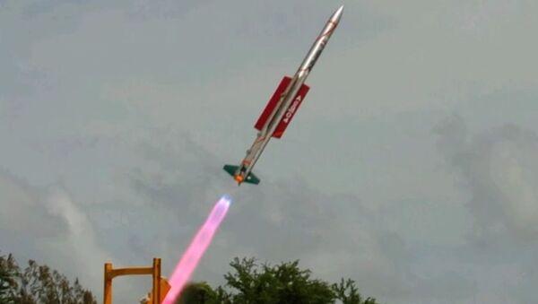 Il MISSILE ASTRA - Sputnik Italia