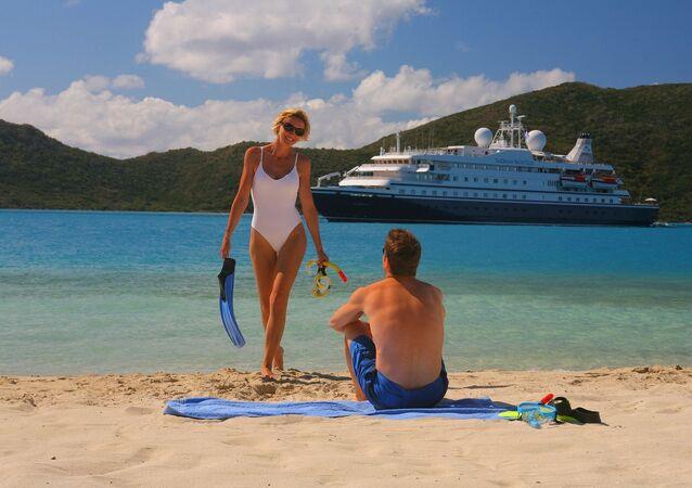 Vacanzieri ai Caraibi