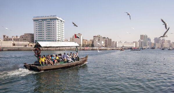 Navigazione turistica a Dubai, EAU - Sputnik Italia