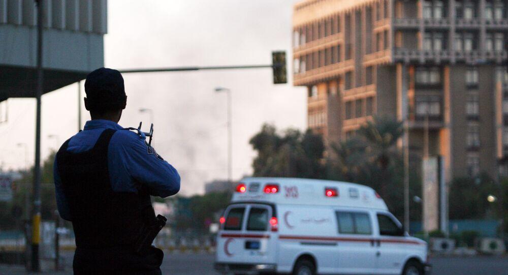 Polizia irachena