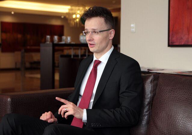 Péter Szíjjartó