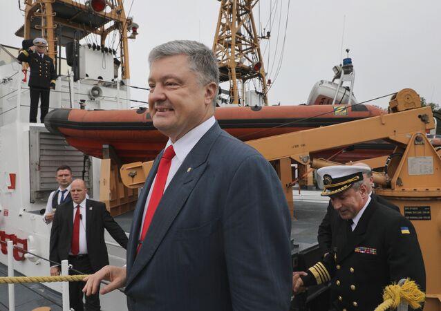 Petro Poroshenko alla Conferenza sulla Sicurezza di Monaco