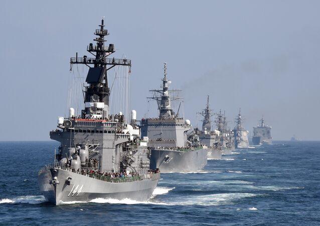 Navi militari giapponesi