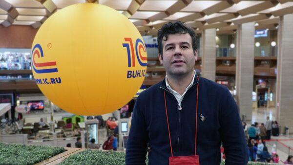 Ing. Michele Brustia, Direttore 1C Italia - Sputnik Italia