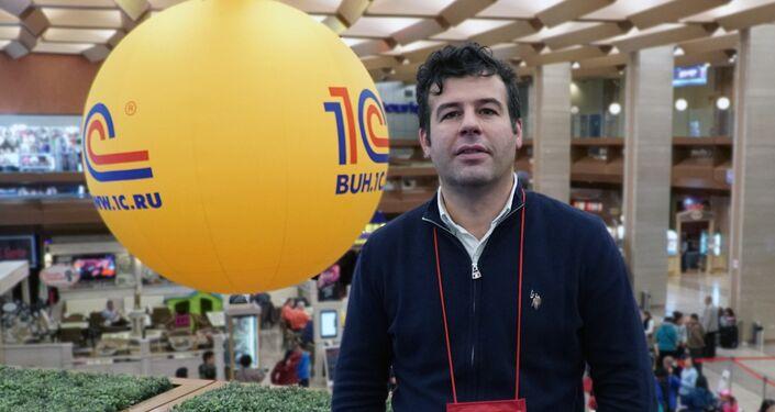 Ing. Michele Brustia, Direttore 1C Italia