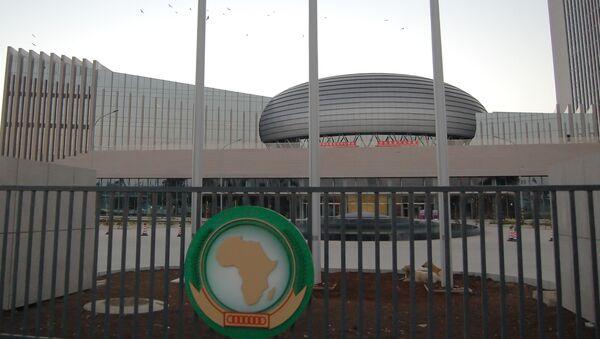 La sede dell'Unione africana ad Addis Ababa, Etiopia - Sputnik Italia
