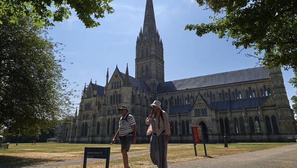Cattedrale di Salisbury - Sputnik Italia