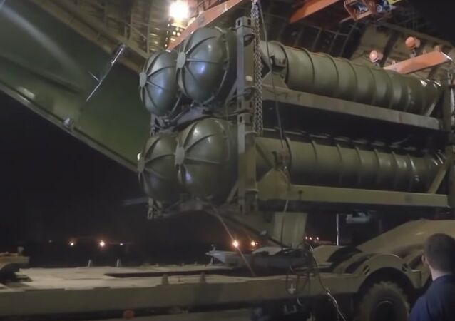 S-300 consegnati in Siria