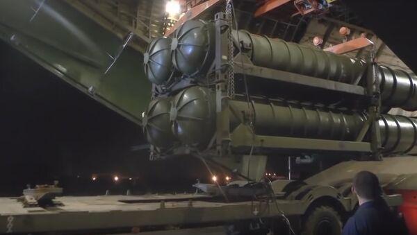 S-300 consegnati alla Siria - Sputnik Italia
