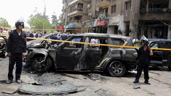 Dopo l'attacco contro il procuratore generale egiziano - Sputnik Italia
