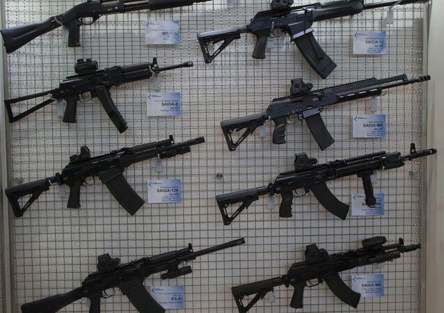 Mitragliatori Kalashnikov