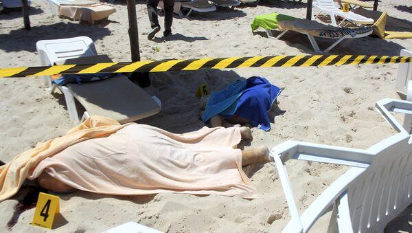Un turista ucciso sulla spiaggia di Sousse - Sputnik Italia