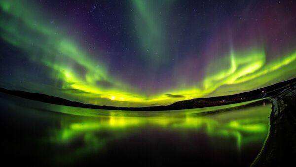 L'aurora boreale - Sputnik Italia