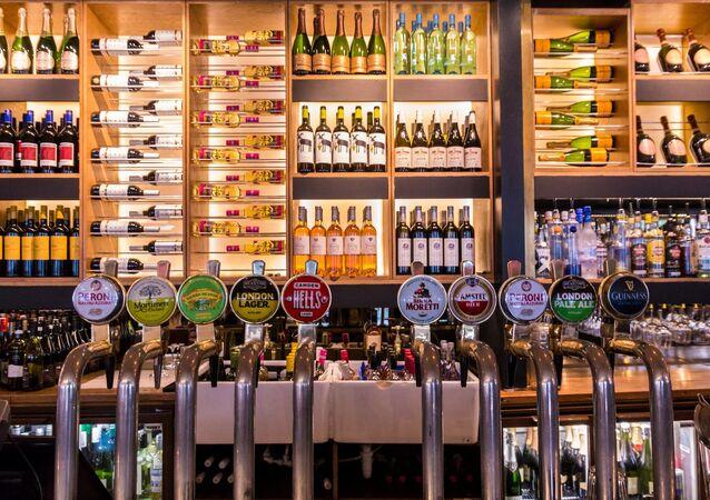 Pub, birreria, pivnaja