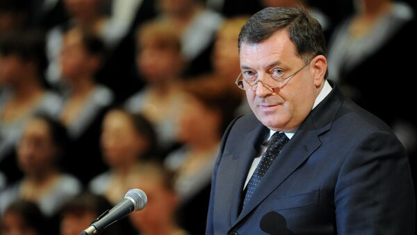 Milorad Dodik - Sputnik Italia